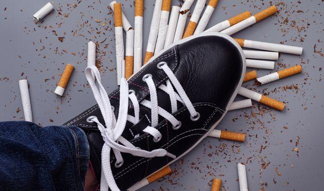 Період відмови від куріння: як впоратися з наслідками?