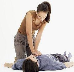 Правила надання першої допомоги при інфаркті