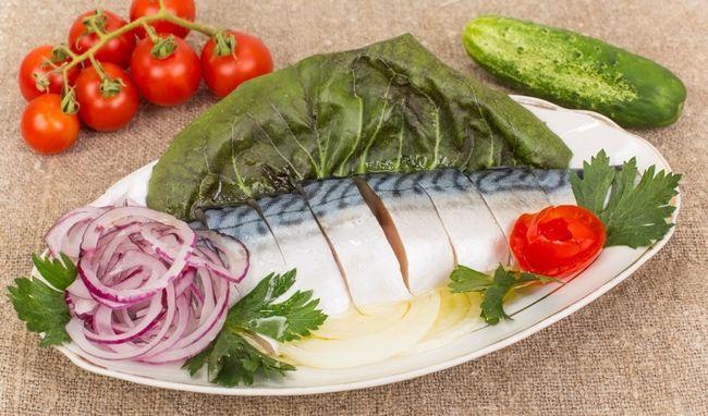 Риба нежирних сортів