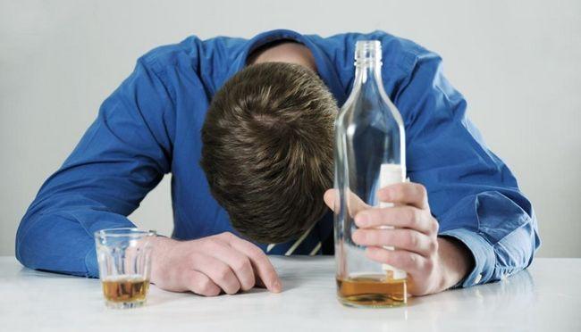 прийом алкоголю