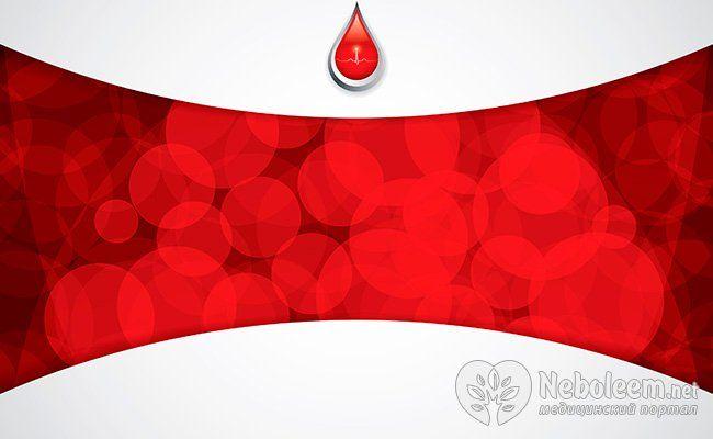 Корисні і шкідливі продукти для крові