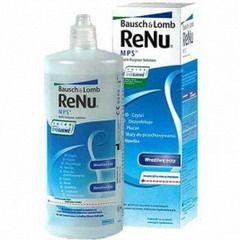 Полівінілпіролідон використовується в розчинах для контактних лінз