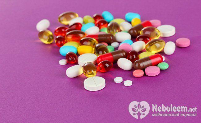 Прийом деяких ліків