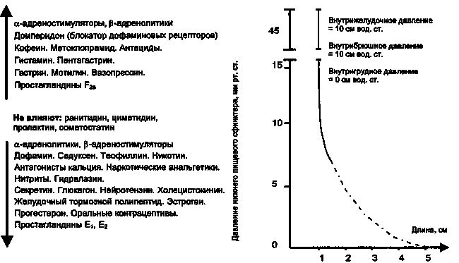 Вплив тиску НСС і довжини черевного ділянки стравоходу на спроможність кардії