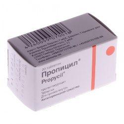 таблетки пропіціл
