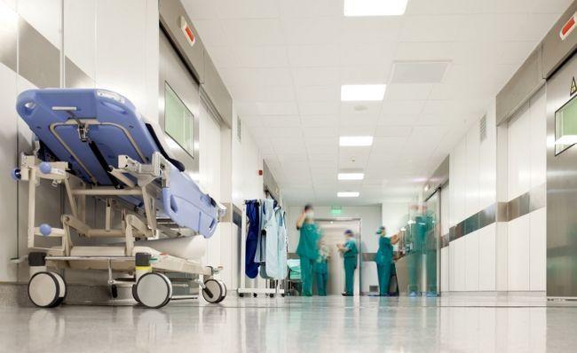Місця поширення госпітальної інфекції - лікарні