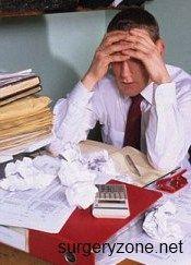 Робота і підвищений тиск