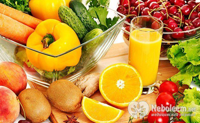 Салати і фрукти можна їсти досхочу