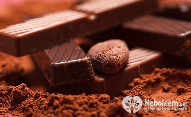 Шматочок шоколаду може зіпсувати всю дієту