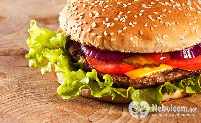 Без жирної їжі не можна насититися