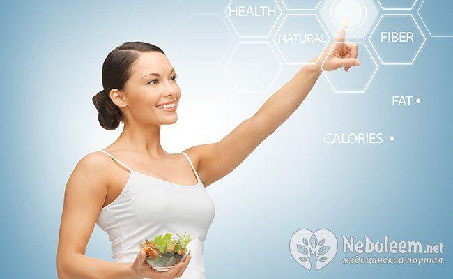 Займатися підрахунком калорій не потрібно