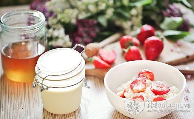 Знежирені продукти потрібні для схуднення