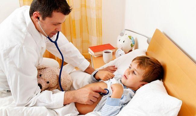 Бактеріальні та вірусні інфекції