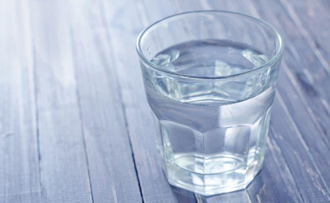 Вода в режимі харчування