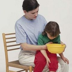 Блювота у дитини: що робити