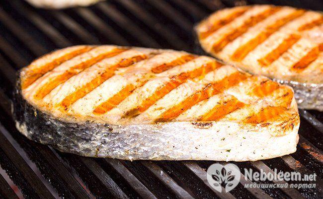 Правила приготування риби