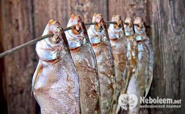 Яку рибу їсти не варто