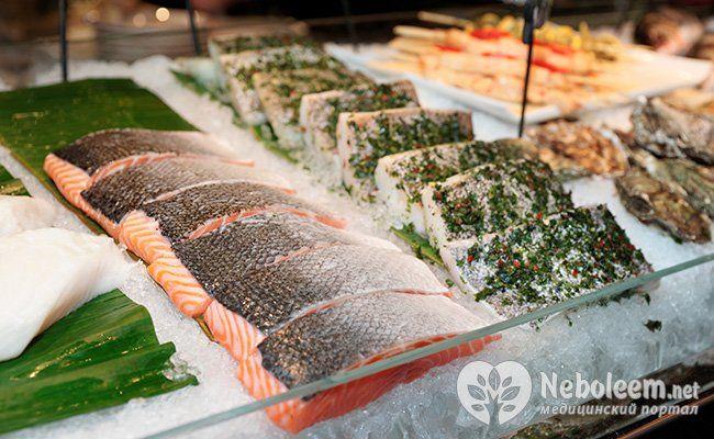 Як правильно вибирати рибу