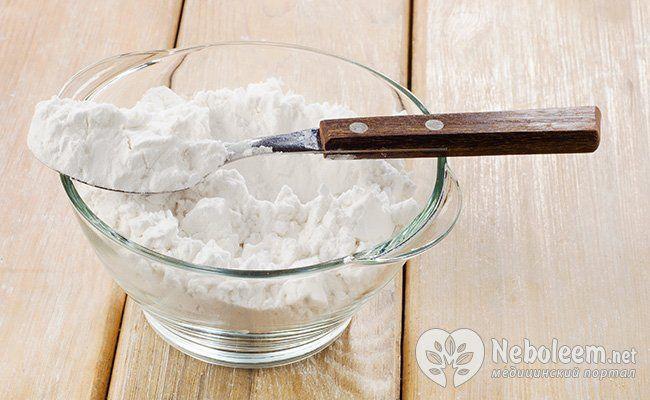 Крохмаль - замінник цукру?