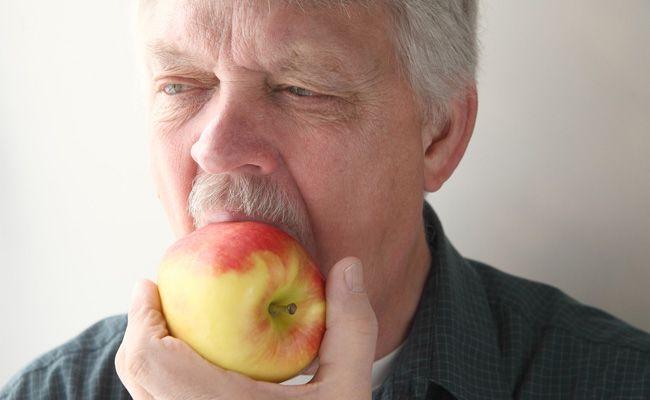 Поживний раціон не залежить від віку