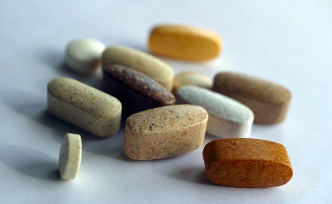 Вітамінні комплекси - заміна овочам і фруктам