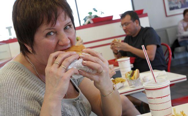 Триразове харчування як основний режим