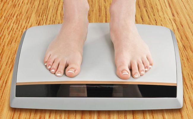 Ваги як показник правильного харчування