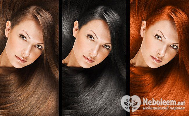 Секрети фарбування волосся