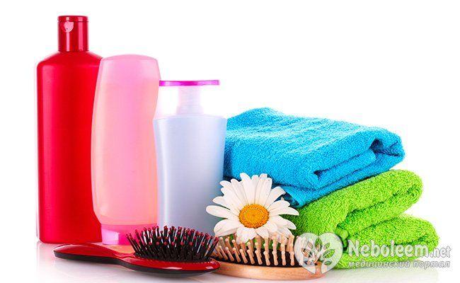 Доглядайте за фарбованим волоссям