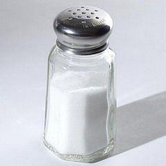 Силікат кальцію входить до складу харчової солі