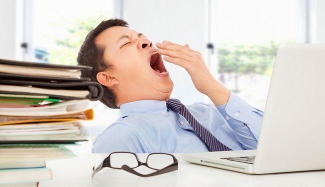 Синдром хронічної втоми: причини і ознаки