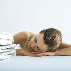 Зниження працездатності - один із симптомів синдрому хронічної втоми