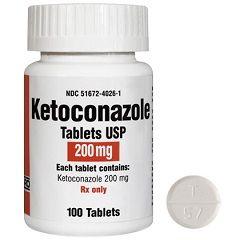 Кетоконазол - один з препаратів для лікування синдрому Іценко-Кушинга