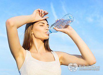 Як пити воду на дієті
