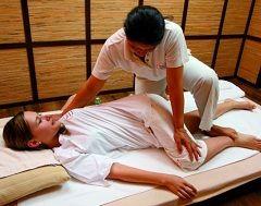 Сеанс загального традиційного тайського масажу