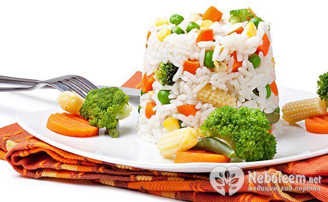 Крупа рисова