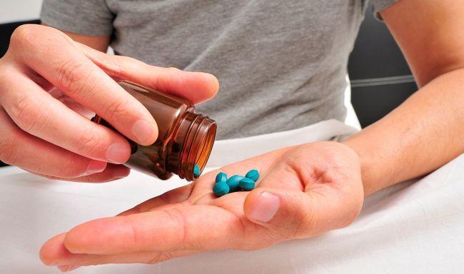 Топ 6 препаратів для підвищення потенції