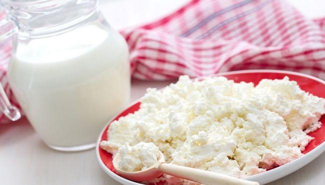 Сир і молоко
