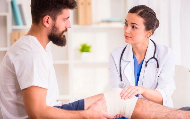 Травматолог - лікар, який спеціалізується на травматичних ушкодженнях