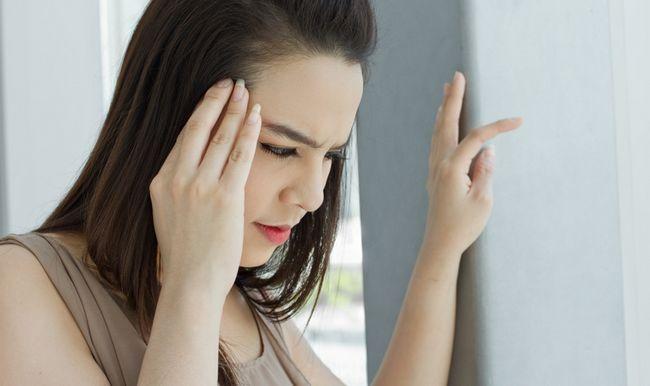 Запаморочення - один з можливих симптомів тромбозу глибоких вен
