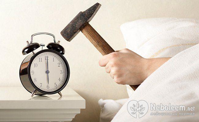 Секрет в будильнику