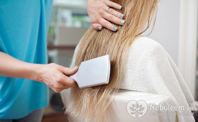 Як потрібно розчісувати волосся