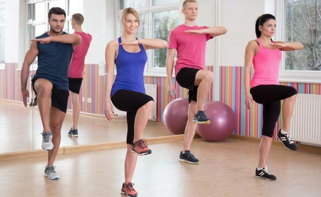 Користь фітнес тренувань для схуднення