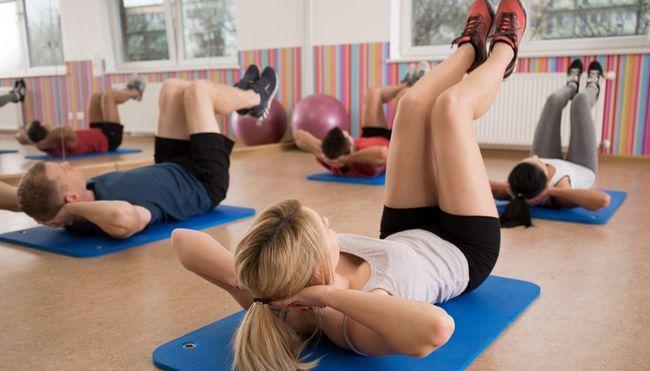 Програма фітнесу для швидкого схуднення