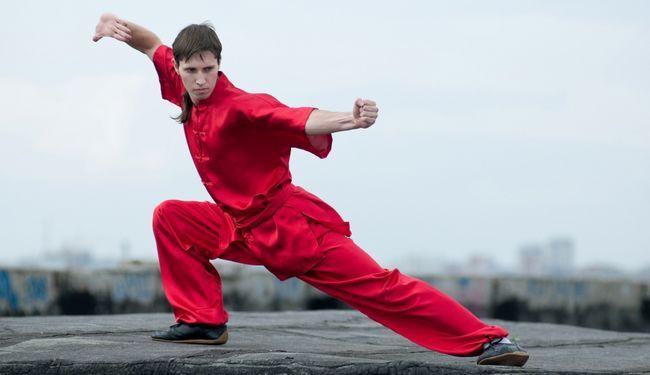 Ушу - узагальнена назва бойових мистецтв в Китаї