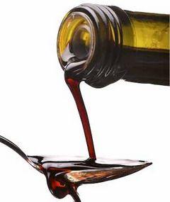 Винний оцет отримують з винограду