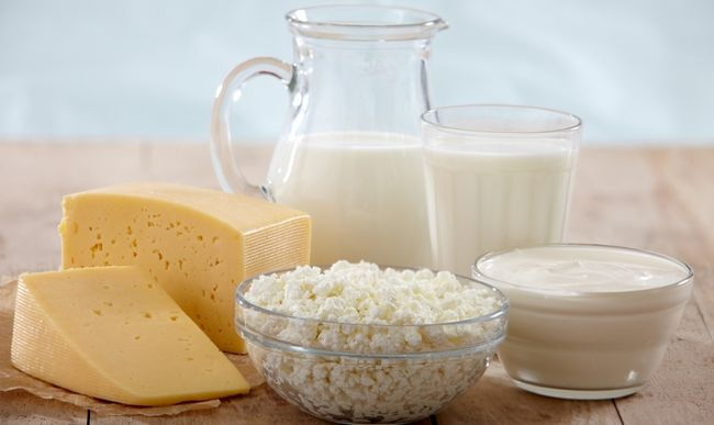 Вітамін B13 в продуктах