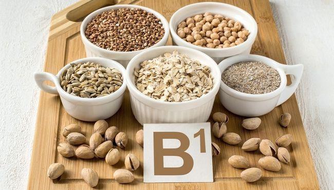 Вітамін B1 - з`єднання, що відповідає за нормальну роботу нервової системи