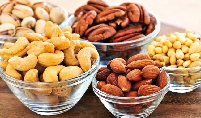 Вітамін B1 в продуктах