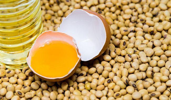 Вітамін B5 в продуктах